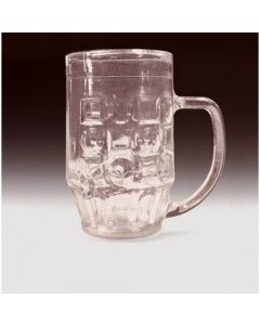 Break Away - Beer Mug Large Clear