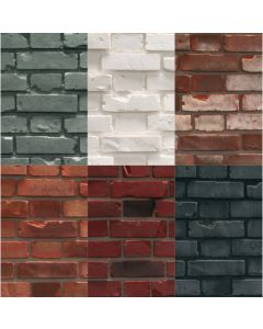 Faux Scenic Wall - 1162 x 968 x 28mm