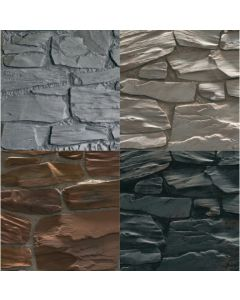 Faux Scenic Rock Wall - 1192 x 968 x 36mm